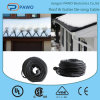 Großverkauf 100m PVC Outdoor Electric Wire/Roof Heating Cable