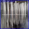 1.6m galvanisierte Stahlbodenschraube für für Markierungsfahne Pole