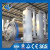 Cost basso Used Rubber Pyrolysis Plant a Oil