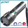 19 LED Flashlight (16 weiße LED und 3 rote LED) (YC703WA1-19L)