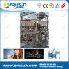 Boisson carbonatée automatique 3 dans 1 machine de remplissage