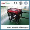 conjunto de generador de la gasolina 4kVA con la soldadura y el compresor