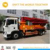15cbm 15000 litros pluma camión bomba de concreto