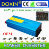 4kw fuori da Grid Solar System 12/24V Pure Sine Wave Power Inverter per Conductive Appliances