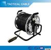 Câble fibre optique de mobile d'inducteur de 4 faisceaux