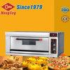 Lebesmittelanschaffung-Geräten-einzelne Plattform-Leistungs-elektrischer Pizza-Ofen
