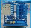 máquina usada filtración de tres fases del purificador de aceite de la turbina 100L/Min