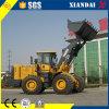 Cargador Zl50 de la rueda de la maquinaria de granja de la alta calidad de la fuente 5ton