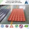 ASA de Samengestelde Tegel van het Dakwerk van de Hars van de Producten van het Dakwerk van pvc van de Raad van de Bladen van de Tegel van het Dakwerk Materiële Groene Synthetische