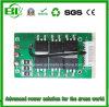 10s/36V Li-ion de litio-polímero/25650 Batería PCBA/PCB para el cortacésped eléctrico