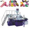 PVC空気靴の作成のための吹く注入形成機械
