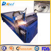 Macchina della taglierina del metallo del plasma di CNC di Hypertherm 200A per gli ss di alluminio