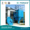 Collector van de Filter van het Stof van de Patroon van de Filtratie van het aluminium de Industriële