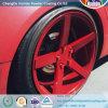 熱可塑性アルミニウム車輪の粉のコーティング