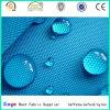 Le PVC de qualité a enduit le tissu 100% imperméable à l'eau du polyester 500d Oxford