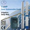 7.5HP DC/AC tiefe Vertiefungs-Solarpumpe, Bewässerung-Pumpe