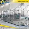 Boisson carbonatée automatique rinçant la machine Monobloc recouvrante remplissante