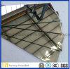 SGSの証明の装飾のFramelessのホーム斜めの端のアルミニウムミラー