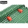 Hairise Verpackungsfließband Rised Förderanlagen-modularer Riemen mit ISO