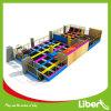 Trampoline конструкции Liben самый новый для парка с ямой пены