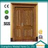 Personalize o interior da porta de madeira sólida para os Hotéis