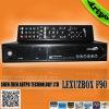 Ems-freies Verschiffen zum Brasilien-Kabel-Empfänger Lexuzbox F90 HD für Brasilien (Lexuzbox F90)
