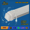 Алюминиевый корпус для поверхностного монтажа2835 40W 130 lm/Вт Светодиодные лампы Tri-Proof