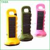 Torcia elettrica del LED & lampada solari della torcia