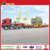 Multi Axle Semi Trailer für Transportion Heavy Machinery
