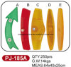 Fahrrad Spoke Reflectors Pj-185A in Hot Selling