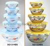 Bowl di vetro Sets (5PCS)