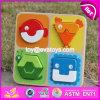 Fabricant de nouveaux enfants Animaux Puzzle en bois jouet Maker W14D028