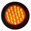 Il LED 4  Irrigare-Monta intorno all'indicatore luminoso del camion
