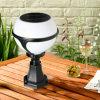 普及した楕円形の一見の屋外の太陽庭Lights/LEDの芝生ランプ(JR-2012)