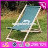 판매 W08g218를 위한 나무로 되는 비치용 의자를 접히는 새로운 디자인