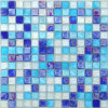 Iridescent Stained Glass Mosaic Tile (HGM318)
