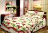 Tela larga da folha de base da largura do algodão do poliéster para a matéria têxtil Home