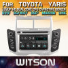 Witson Windows Car Multimedia player de DVD para a Toyota Yaris 2005 2011