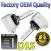 2PCS 자동 숨겨지은 크세논 전구 D1s 세라믹 포좌, 헤드라이트 2X D1s 35W OEM에 의하여 숨겨지는 램프 보충 D1s D1r D2s D4s를 위한 숨겨지은 전구를 유행에 따라 디자인 하는 차