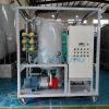 Pianta di filtrazione dell'olio del trasformatore di alto vuoto della fase del doppio di serie di Zja (tipo mobile)