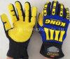 セリウムが付いているTPRの影響の手袋の機械工の安全手袋
