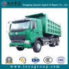 HOWO A7 371HP 6X4 쓰레기꾼 트럭