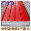 屋根のための高品質のグラスウールサンドイッチパネル