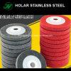 Rotelle di lucidatura incluse della fibra dell'acciaio inossidabile