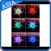 Aufblasbare LED-Dekoration/aufblasbare stachelige Stern-Dekoration