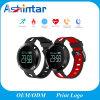 Il video IP68 di pressione sanguigna del Wristband di sport di Bluetooth impermeabilizza il braccialetto astuto di frequenza cardiaca