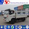 Camiones de suministros de 2017 Nuevo diseño de 8 toneladas Lcv luz plana/camión/Medio/Camión
