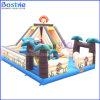 Castelo inflável do Bouncer do campo de jogos para a venda