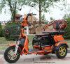 Дешевые продажи трех взрослых колеса скутер электрический инвалидных колясках