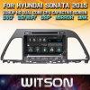 Witson Windows Hyundai Sonata 2015년을%s 라디오 입체 음향 DVD 플레이어